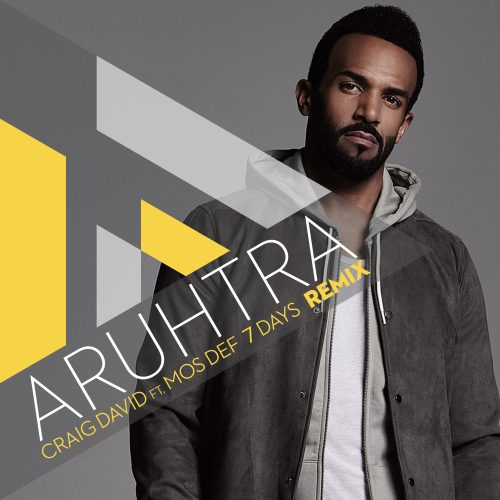 7 Days – Craig David – Aruhtra Edit